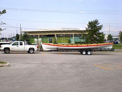 Huge Rowboat