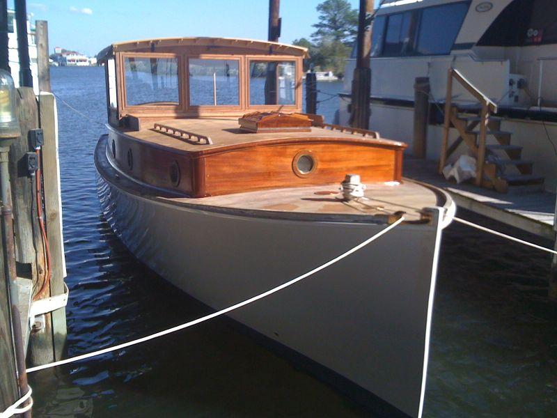 Eldredge McInnis Picnic Boat: 32 ft, 1926
