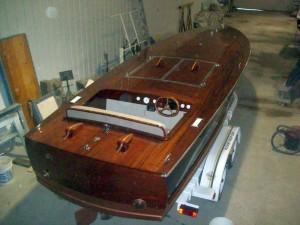 Custom Gentleman's Racer. 22 ft.