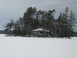 "Captain Parlett's ""getaway"" cottage"