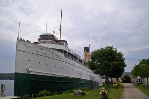Passenger Ship Keewatin