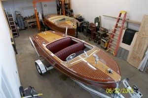 CHris-Craft Riviera: 18 ', 1954