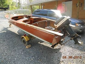 Homebuilt side & Trailer