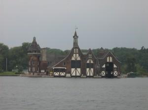 Boldt Boat House