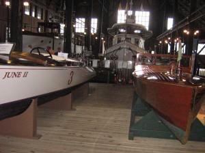Boldt Castle Boat House