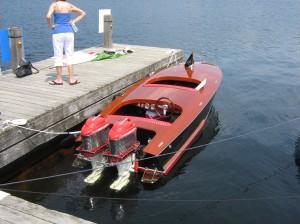 Race Boat Show, Gravenhurst