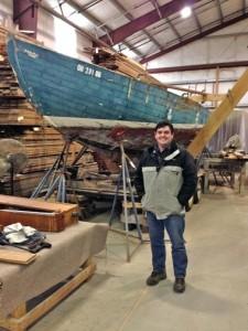 Will Pollard of Legendary Yachts