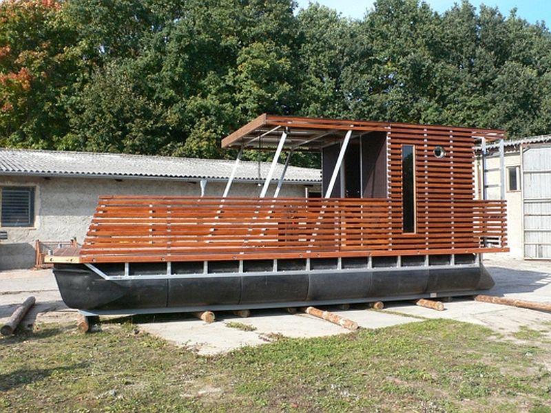 Wooden Pontoon Boats | Port Carling Boats - Antique ...