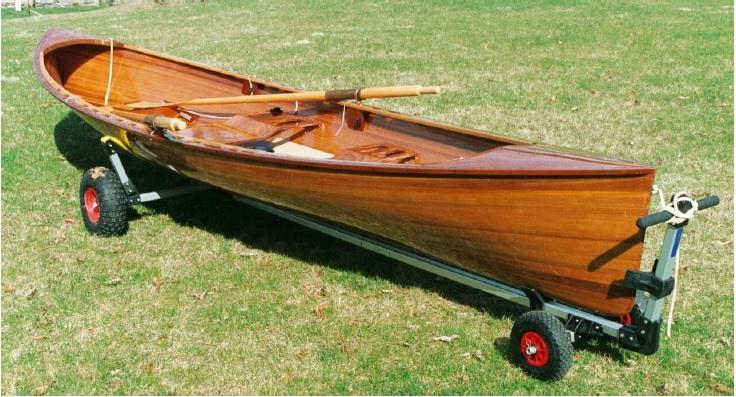 Butson rowing skiff