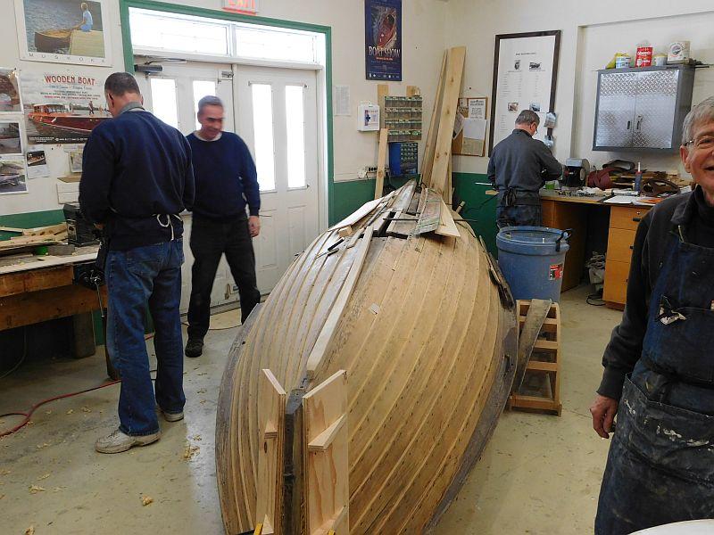 Gravenhurst Boat shop 2 - Copy