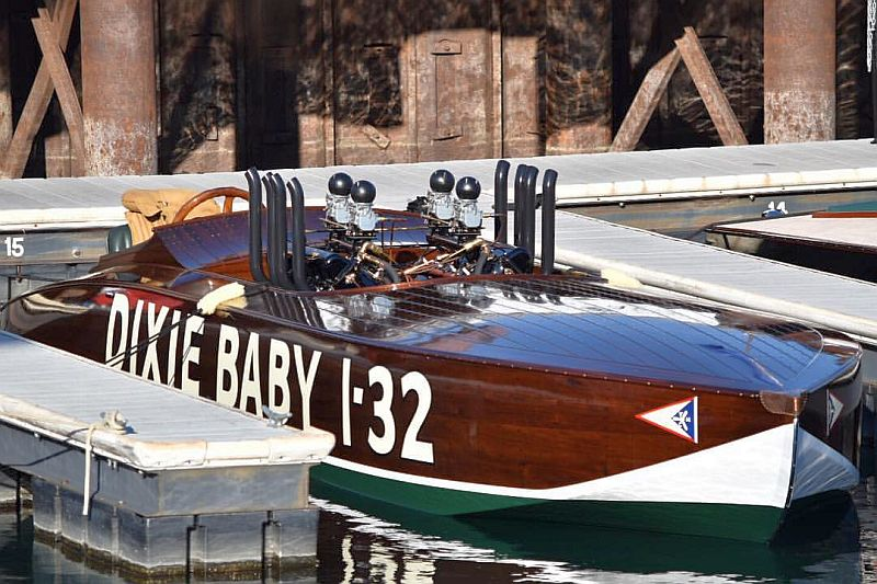 Breen Boats Wins Best Race Boat At Lake Tahoe Concours Delegance