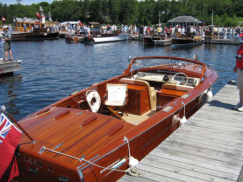 Archives For September 2017 Port Carling Boats Antique Classic