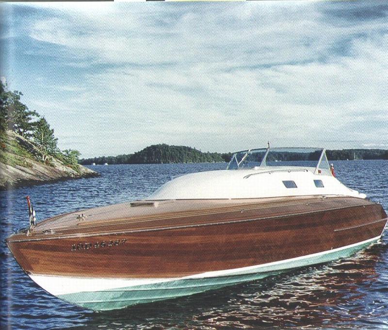 Longton Sport Cruiser: 35'