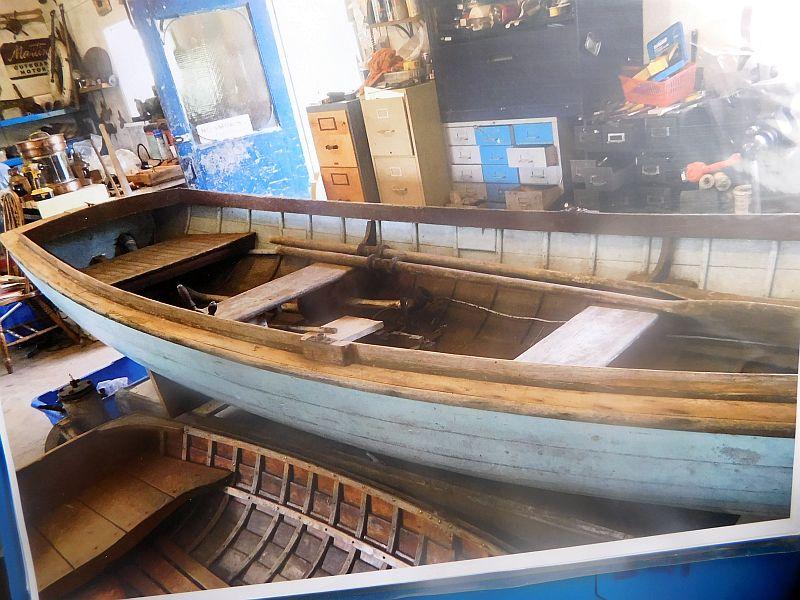 Gidley motor boat: 16'