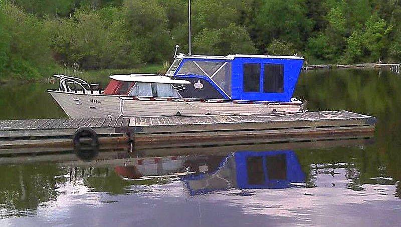 Lonestar Cabin Cruiser For Sale Port Carling Boats