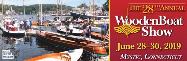 The Mystic Wooden Boat Show At Mystic Connecticut Arrives June 28