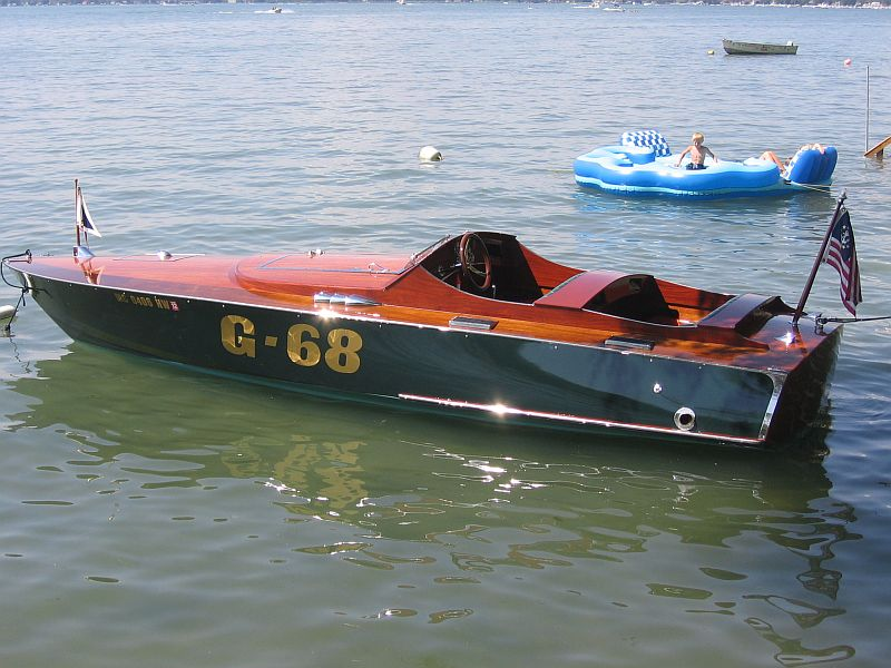 Custom Gentleman's racer: 23', 2009