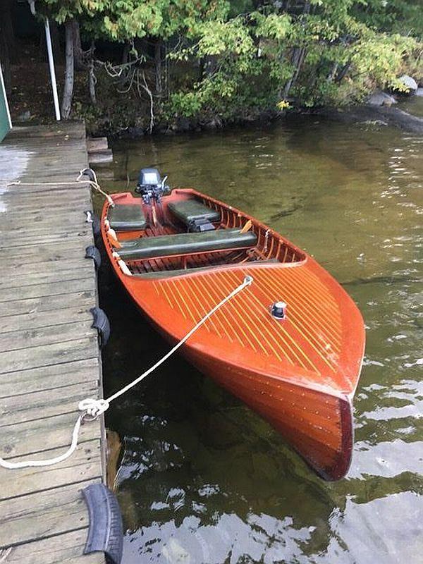 Bonnie Boat: 14' 1950