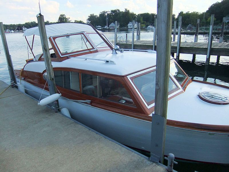 Acbs Port Carling Boats Antique Amp Classic Wooden Boats