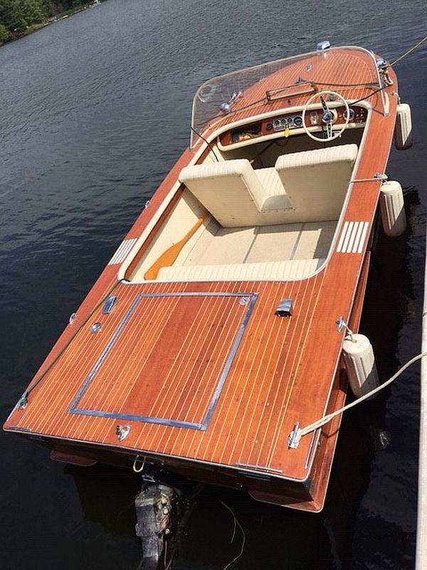 Greavette Sunflash II: 18.5 ft. 1968