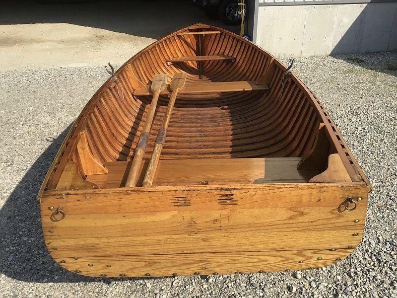 Canadian Canoe Company row-boat: 12 ft. 1960s