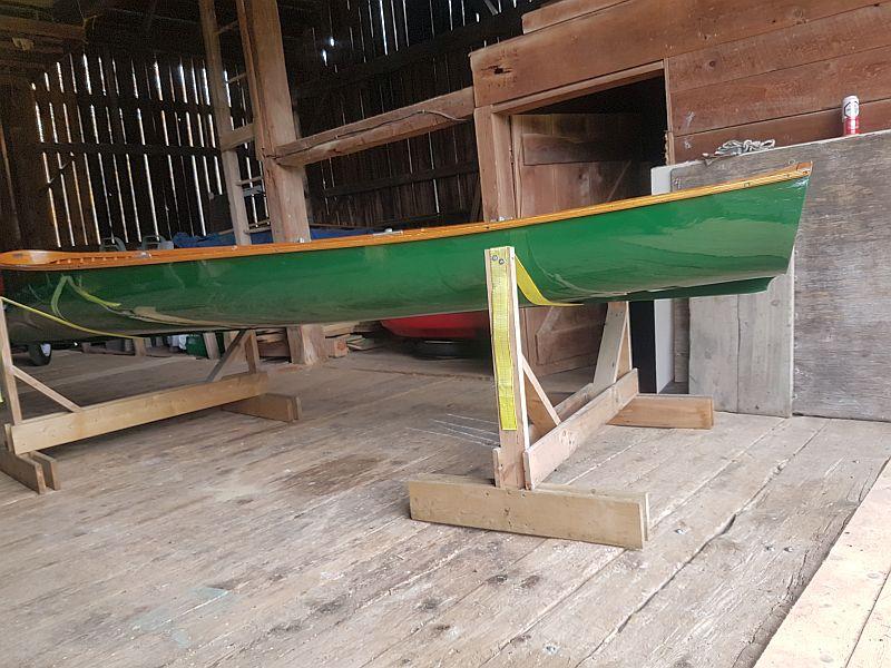 1930's Peterborough Rowboat