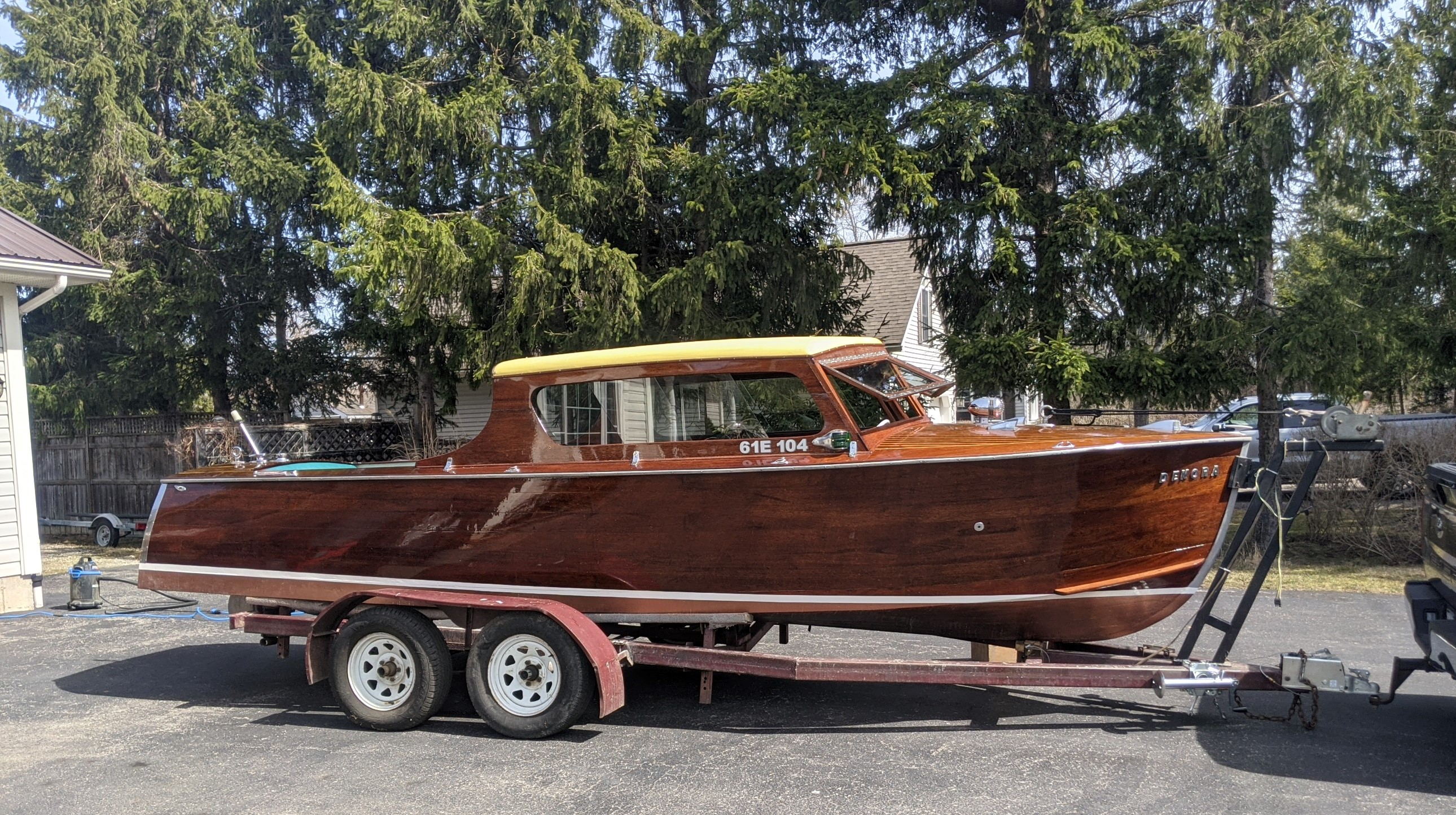 1953 Port Carling Seabird
