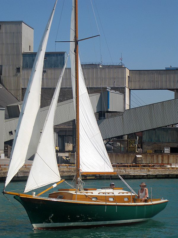 G.W. Noble Sloop; 26 ft.