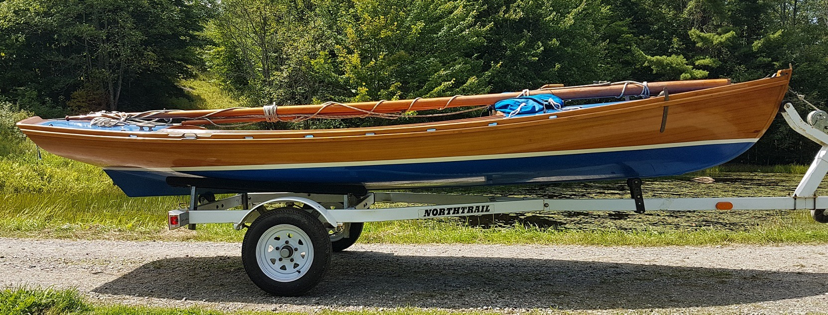 2002 Brackley Boats - Melonseed